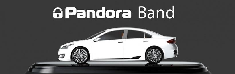 Поддержка Bluetooth 4.2 для Pandora Band и Pandora D-035