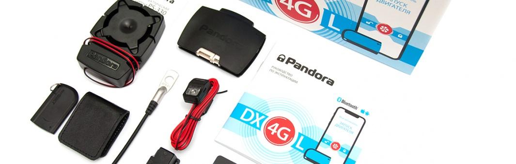 Стартовало производство Pandora DX-4GL