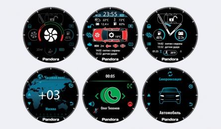 Pandora Watch 2