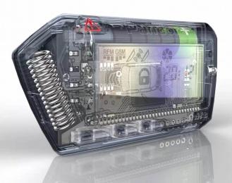 Брелок LCD D705